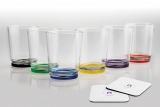 Silwy Glas 6er-Set MULTICOLOUR (R)